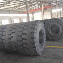 工程实心轮胎的重量29.5-25图片