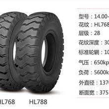 自卸車輪胎花紋E3型號1400-24圖片