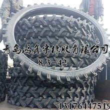 标准水稻超窄打药机轮胎8.3-42图片