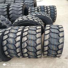 上海铲车轮胎造型美观,加厚胎顶耐扎轮胎图片