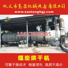 嵩原SYMN-2200型煤泥烘干機產量大操作更智能圖片