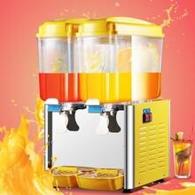双缸冷饮机成都奶茶冷饮机图片