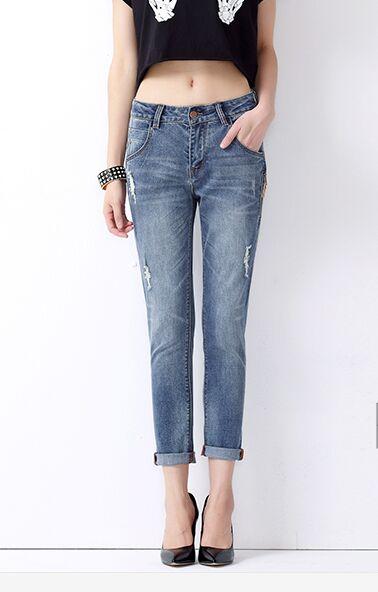 低价批发便宜的牛仔裤库存牛仔裤便宜批发小脚牛仔裤便宜批发 低价批