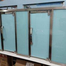 公共卫生间隔断量身定制旅游景点洗手间玻璃隔断厂家定制