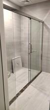 光明区钢化玻璃淋浴房安装价格不锈钢玻璃门淋浴房批量订购