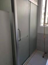 龙华区亚克力整体淋浴房多样式可选铝合金简易淋浴房一体式设计