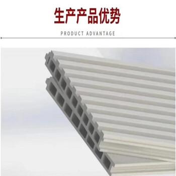 装配式建筑挤出水泥板设备真空纤维水泥板生产设备水泥外墙装饰板设备