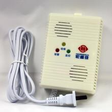 宏盛佳家用燃气报警器带电磁阀(太平洋保险)图片