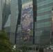 单孔透透视膜单透贴双透贴UV印保质3年以上北京华维时代喷绘