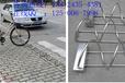 非機動車螺旋式停車架解決車輛擺放亂
