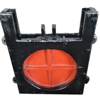 双向铸铁圆闸门华英厂家直销报价更优惠