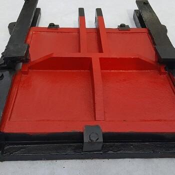 华英水利水利1.0×1.0m潜孔式铸铁闸门水头4.5米