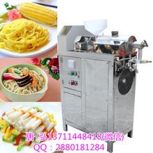 浙江爆款米线机多少钱一台,宁波多功能米线机生产视频图片