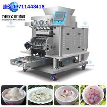 宿州全自动多头汤圆机,批量生产汤圆就用它,四头汤圆机在哪买图片