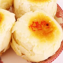 教你如何轻轻松松的做酥饼,来广州旭众免费试全自动酥饼机图片