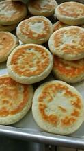 新疆酥饼面包蛋糕生产线必备,各种花样酥饼机,全自动酥饼机多少钱一台图片