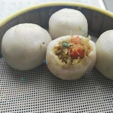 湖北仙桃米團子機全自動包餡米團子機多功能湯圓粘豆包機圖片