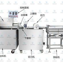 衢州全自动大型芋圆机,商用芋圆机多少钱一台图片