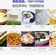 深圳全自动彩色豆腐机怎么卖,老豆腐用机器怎么做图片