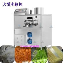 江西全自动大型米粉机一步成型机永新火锅粉条用米粉机做图片