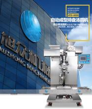 海南椰丝球全自动汤圆机小型创业生产设备汤圆成型排盘一体机图片