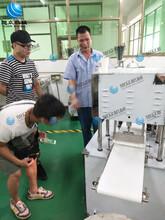 茂名鲜芋仙全自动芋圆机餐饮创业设备紫薯地瓜圆芋圆机生产厂家图片