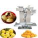 甘肃自动成型粘豆包机旭众大黄米东北特产黏豆包机好品质源于好技术