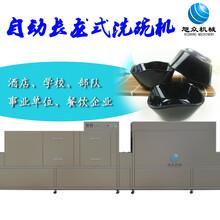三门峡全自动长龙式洗碗机新款通道式隧道洗碗机生产厂家图片