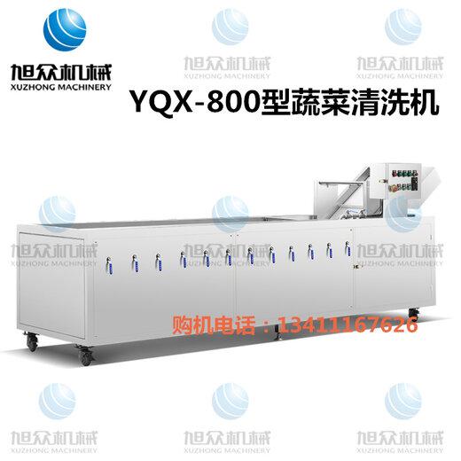 YQX-800型蔬菜清洗机(气泡)(1)
