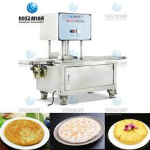 山东芝麻大饼自动拍饼机商用新款厂家直销拍饼机多少钱图片