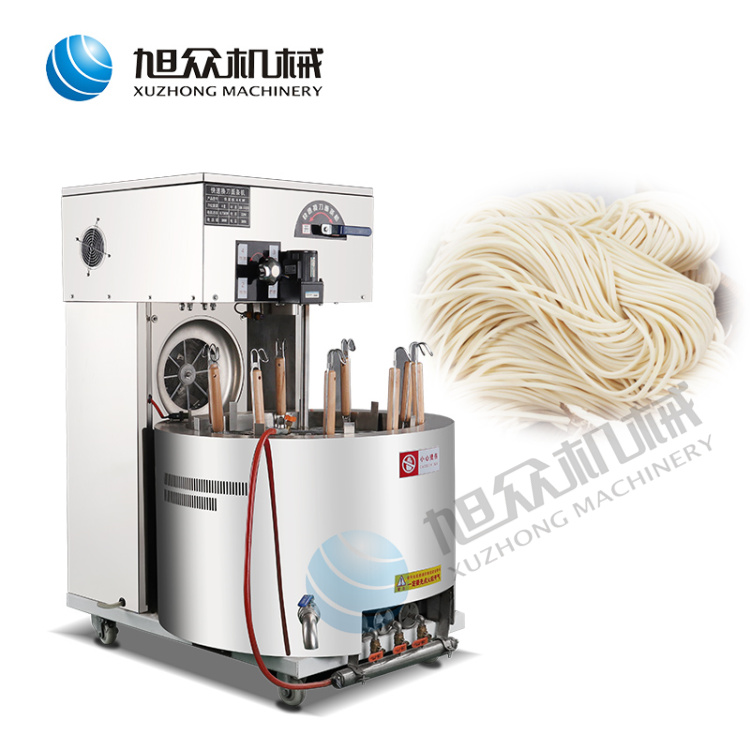 广州全自动快速换刀面条机面馆用压煮一体面条机多少钱