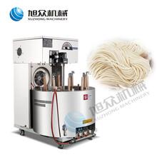 廣州全自動快速換刀面條機面館用壓煮一體面條機多少錢圖片