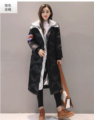 冬季女装加厚棉衣
