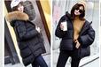女装棉服女中长款外套冬季棉袄货源批发厂家直销大码加厚棉袄冬季外套货源