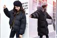 贵州黔南女装棉衣冬季外套批发冬季新款女装韩版棉衣货源便宜批发