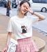 遼寧錦州寬松韓版女裝T恤幾塊錢批發工廠直批韓版尾貨女裝T恤便宜批發
