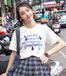 廠家批發幾塊錢尾貨女裝T恤山西大同2018新款韓版夏季短袖t恤便宜批發