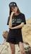 夏季纯棉韩版女装T恤短袖批发江苏泰州大码尾货女装T恤厂家直销