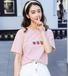 便宜夏季女裝短袖幾元批發工廠直銷尾貨女裝T恤便宜批發
