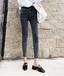 擺攤夜市趕集女式牛仔褲工廠直銷庫存處理幾元牛仔褲廣西哪里有批發
