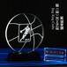 篮球奖牌,个人NBA奖牌定制,送男友纪念品,水晶特色礼品