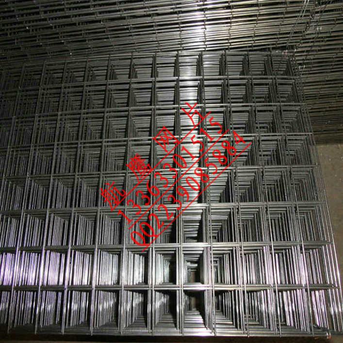 3mm建筑铁丝网片浙江地暖网片杭州1X2米钢丝网片