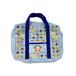 廣東工廠專業定制折疊旅行袋230D斜紋防水行李袋