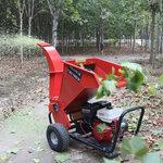 木材粉碎机田园果园粉碎机现货卧式柴油碎枝机