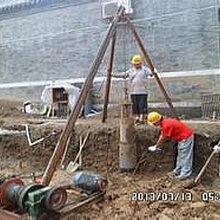 北京地基打桩基坑护坡打桩打桩降水