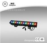 上海led夜景亮化工程案例展现led洗墙灯效果图片