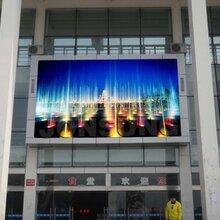 上海显示屏厂家直销LED全彩P6显示屏,户外广告LED全彩显示屏图片