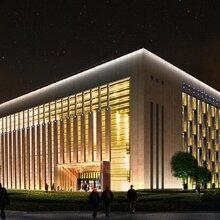 全新的led灯光动画设计思路,不一样的led夜景亮化效果上海神冠光电图片