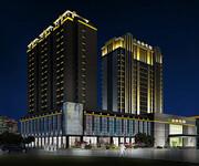 上海神冠led灯光动画设计景观亮化工程量大从优图片