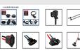 新國標2+6芯品字插頭電動車充電插座儲能連接器充放電插頭線束